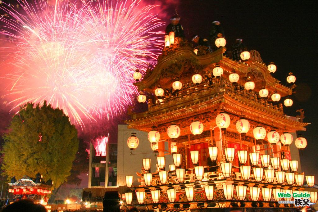 秩父夜祭 ユネスコ無形文化遺産 登録勧告決定